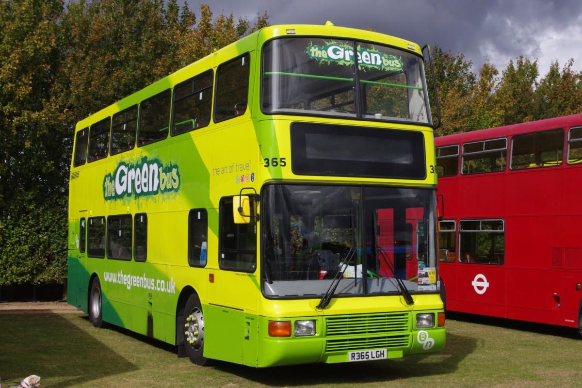 Green Bus 365